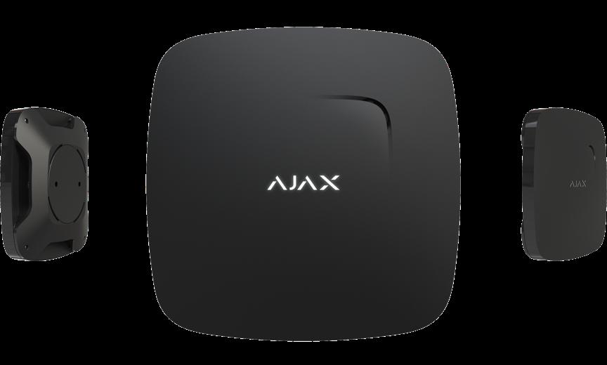 AJAX FireProtect Plus kombineeritud suitsu-, temperatuuri- ja CO andur