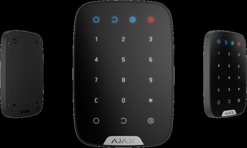 AJAX KeyPad juhtmevaba klaviatuur